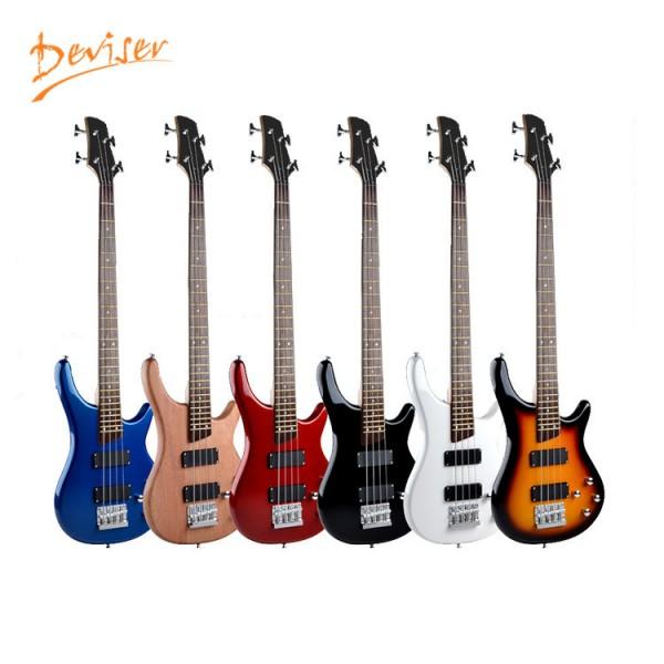 Deviser Bass Guitar L-B3-43TS