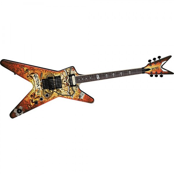 Dean Dimebag Dimebonic ML Electric Guitar