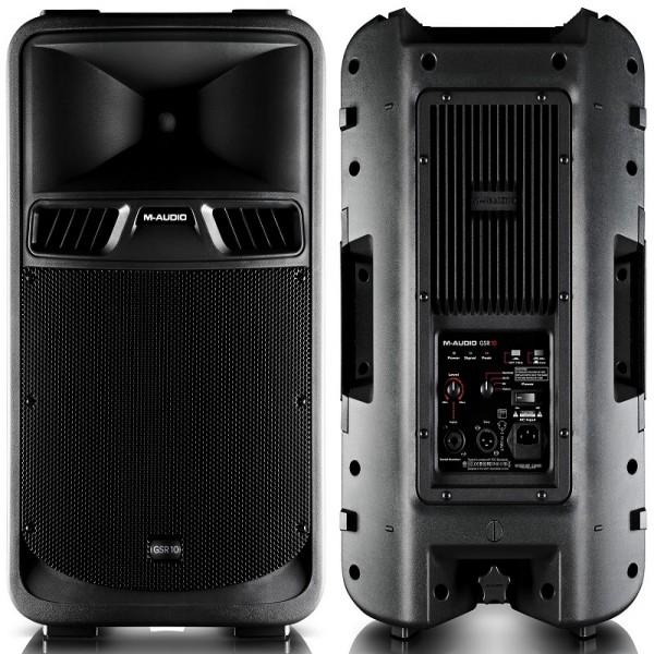 M-Audio GSR-10 250 Watt 10in. 2 Way Powered Speaker