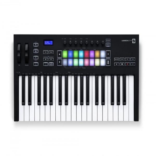 Novation Launchkey 37 MK3 37-key Keyboard Controller