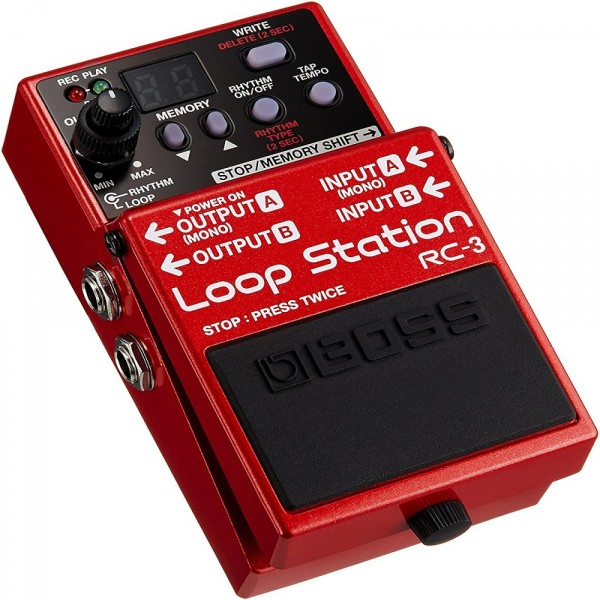 Boss RC 3 Loop Station Pedal