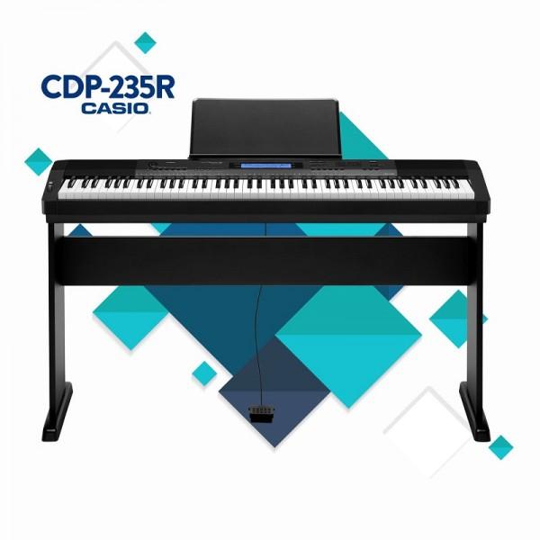 Casio CDP 235R BK Piano