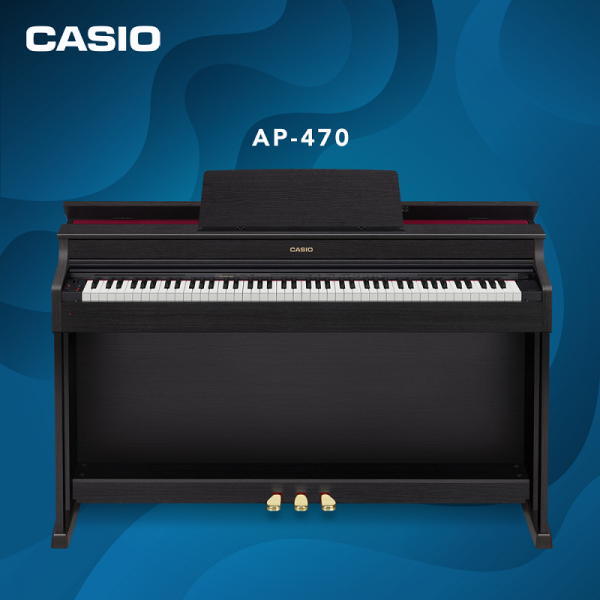 Casio AP 470-BK Piano