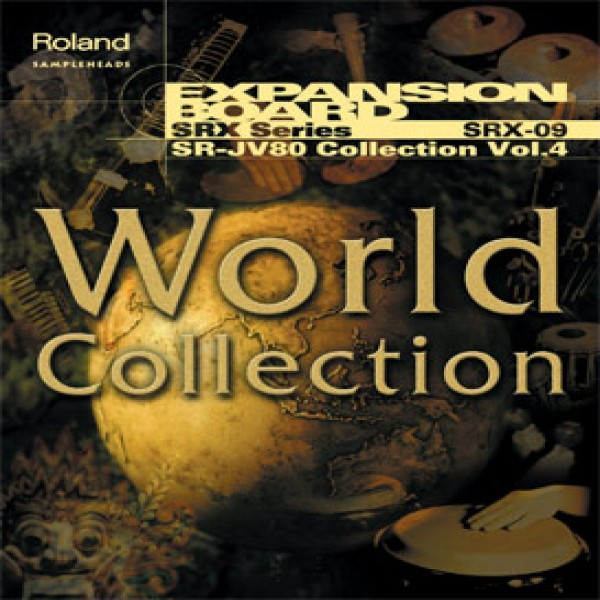 Roland Expansion SRX-09 World Collection Exp. Board
