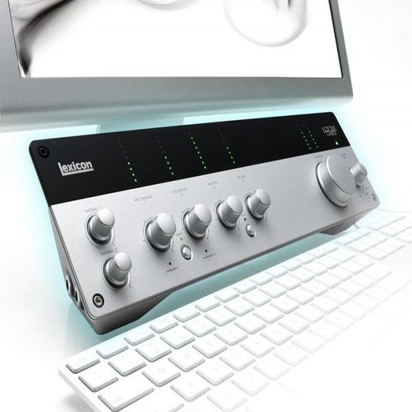 Lexicon I-O 82 USB Audio Interface