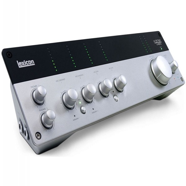 Lexicon I-O 44 USB Audio Interface