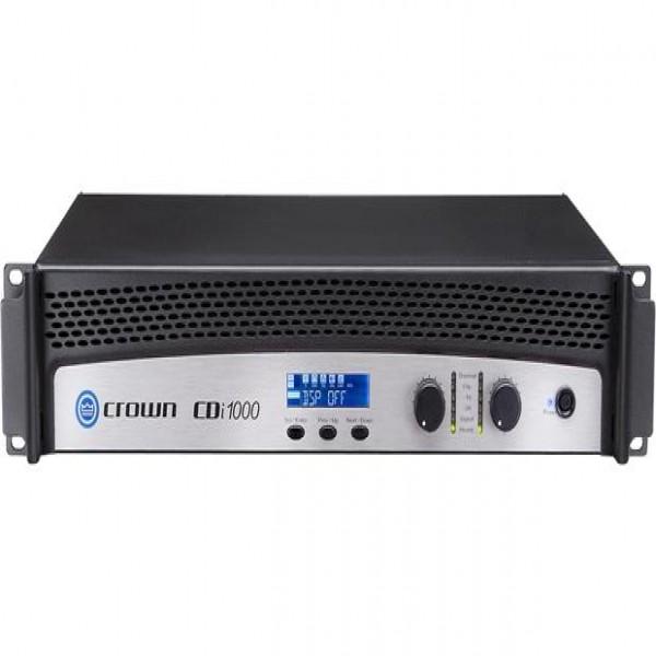 Crown CDi 1000 500W 2-channel 70V Power Amplifier