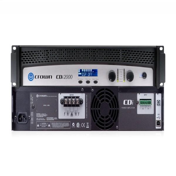 Crown CDi 2000 800W 2-channel 70V Power Amplifier
