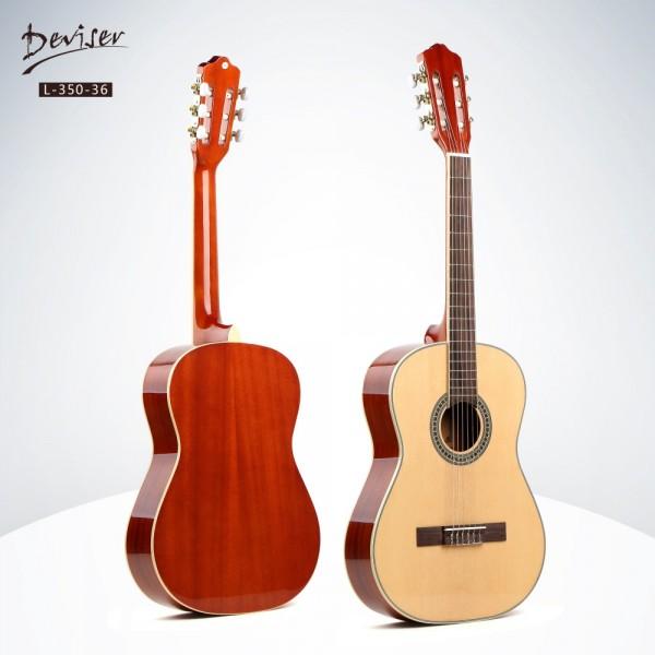 Deviser Classical guitar L-350-N-39