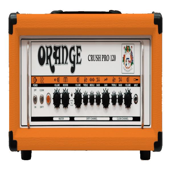 Orange Crush Pro 120 - 120-watt Solid-state Head