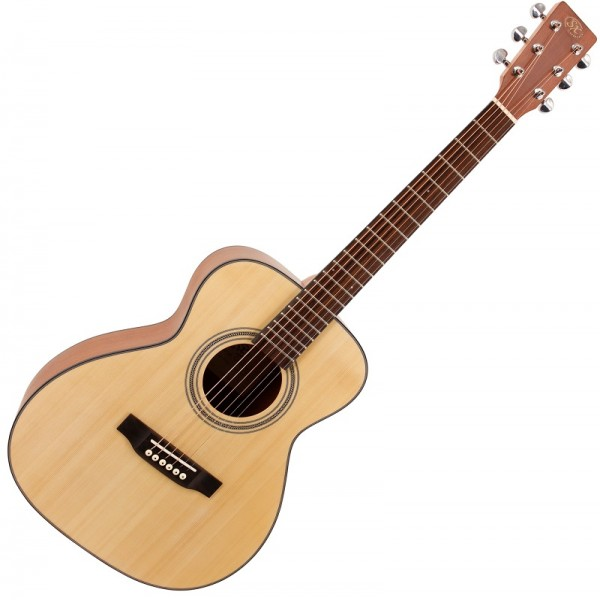 SX Acoustic guitar  With Cover