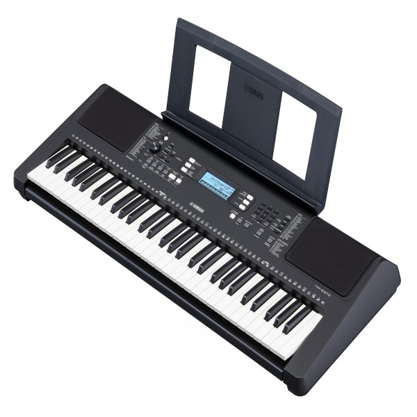 Yamaha PSRE373 61-Key Touch Sensitive Portable Keyboard