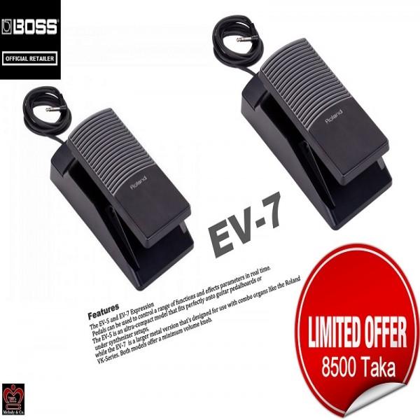 Roland Ev-7 Expression pedal