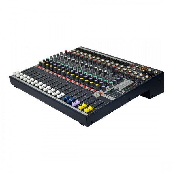 Soundcraft EFX12 12-channel Mixer with Effects